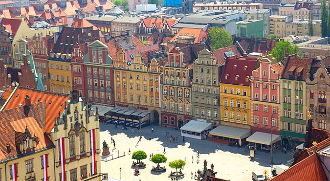 przewóz osób wrocław transfer na lotnisko wrocław